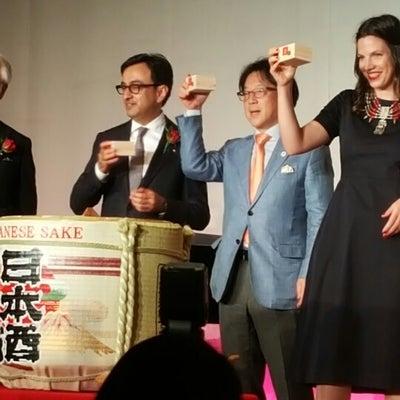 インターメディアジャパンのガラパーティの記事に添付されている画像