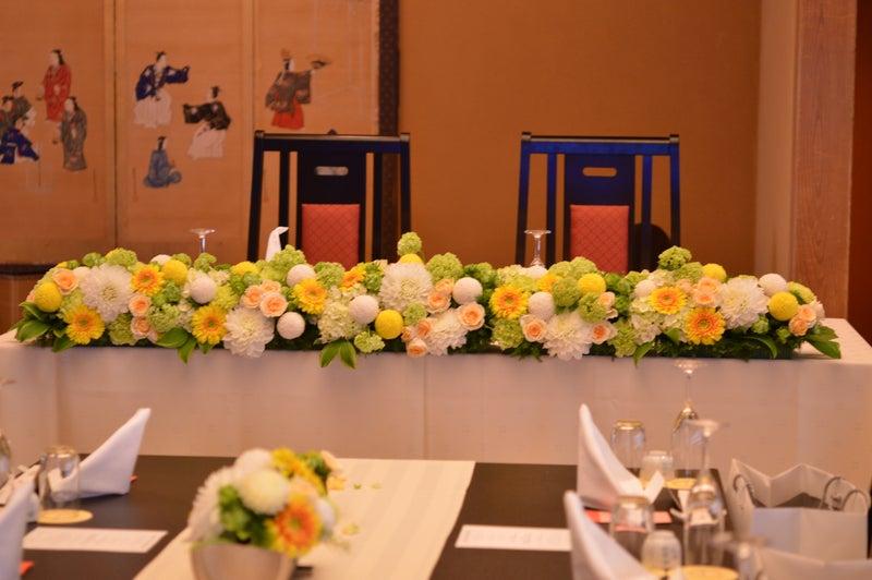 松山 まりあん が作る 5月らしい明るめ爽やかウェディング 花本来の美しさと華やかさを お誕生日等お花のプレゼントなら愛媛県松山市二番町のおしゃれな花屋万里anに フラワーギフトお作りします