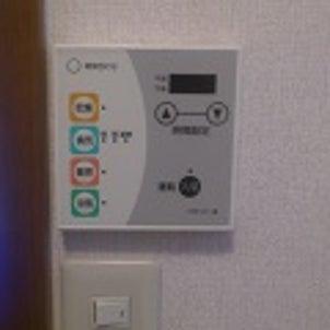 宝塚市 浴室乾燥機交換の画像