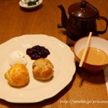 Cream Tea …