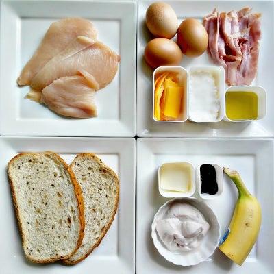 1200カロリーの食事の記事に添付されている画像