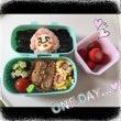 今日のお弁当♡
