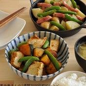 春野菜祭り♪野菜モリモリボリュームおかず【1週間2500円ごはん】
