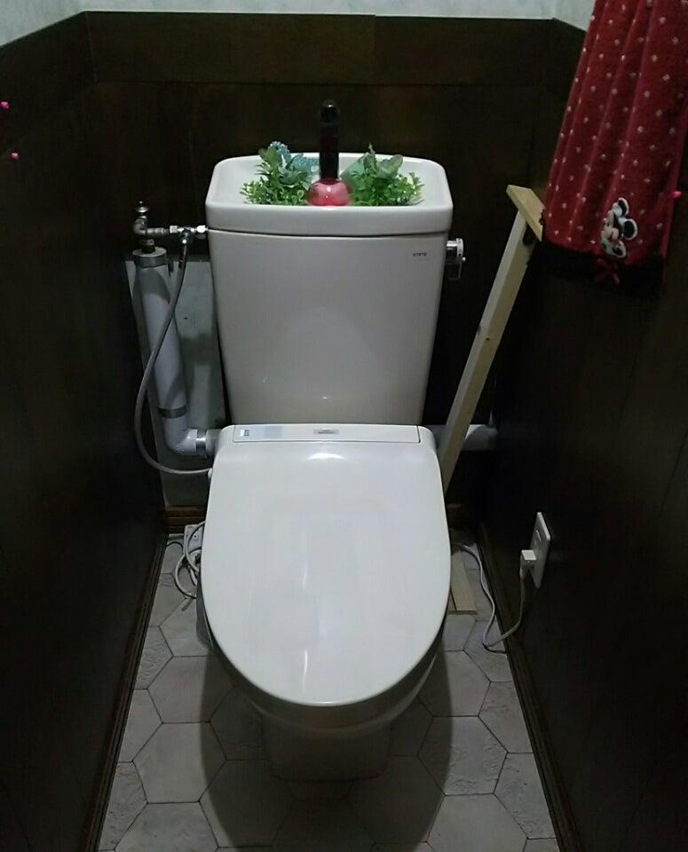 タンクレス やめた トイレ