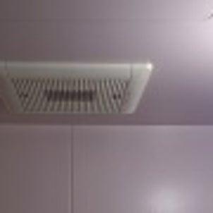 工事のみの依頼で換気扇交換☆伊丹市の画像