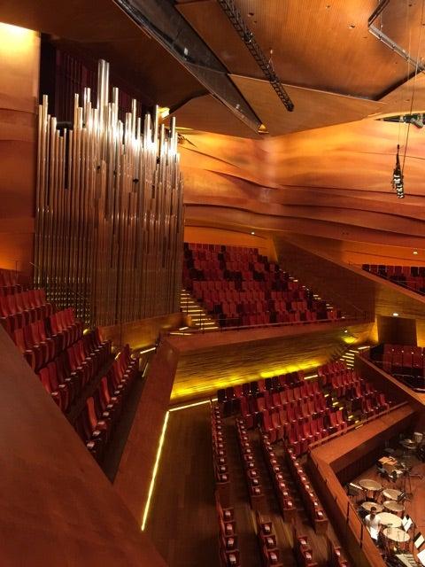コペンハーゲンのDRホールでマーラーの交響曲6番を聴く(2017.5.18 ...