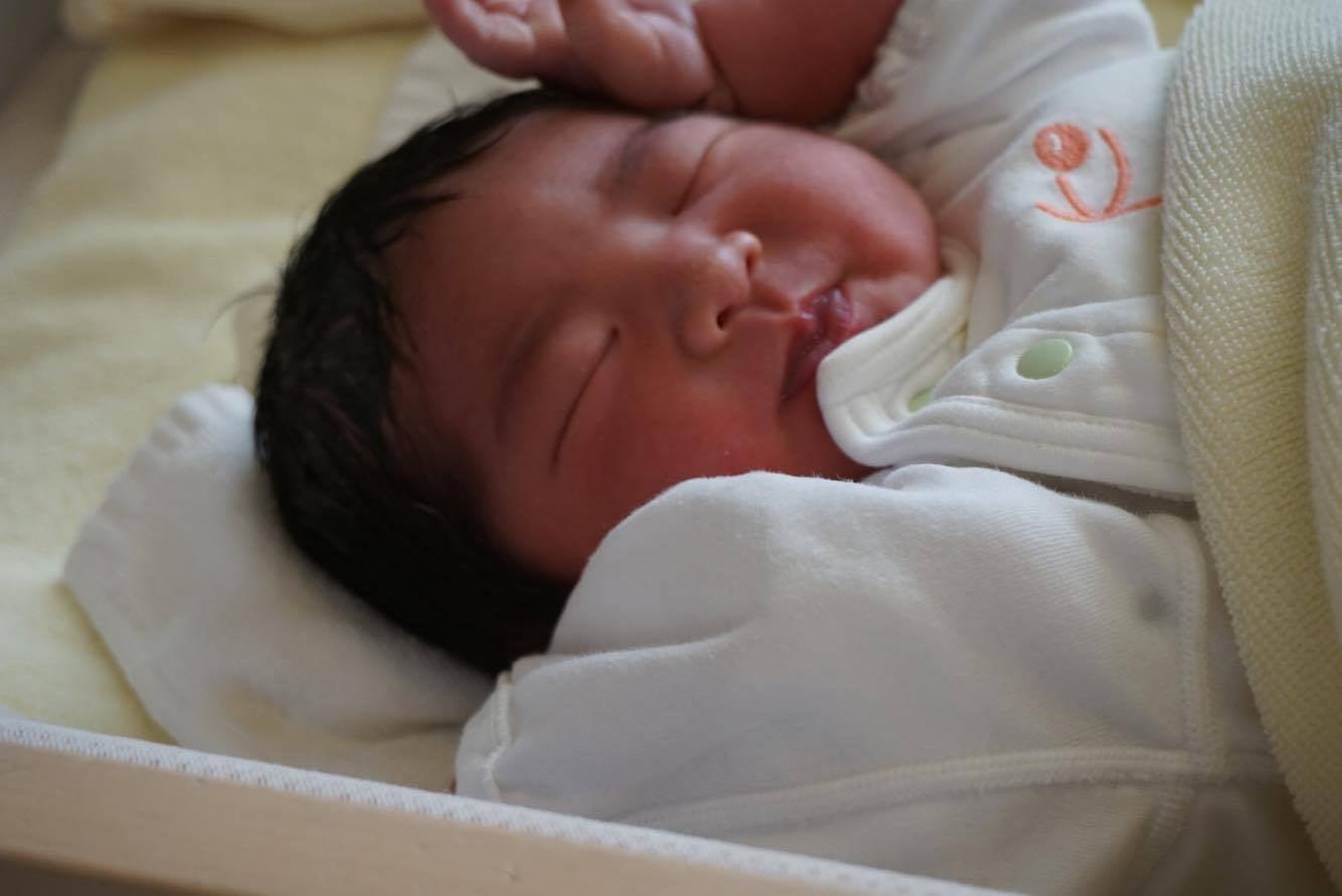 ご出産報告を頂きました!!2回目のご出産報告♡