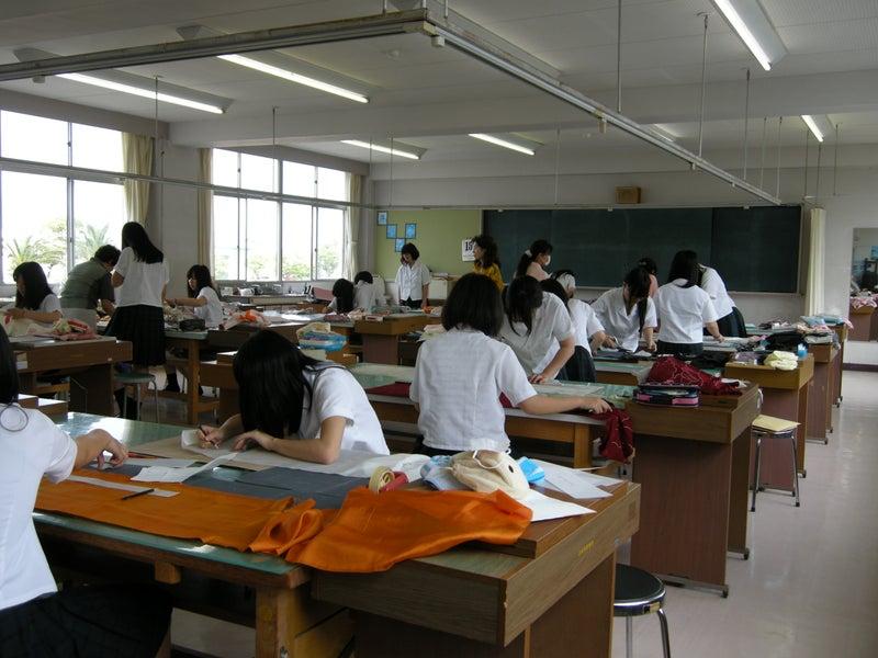 愛知県立一色高等学校にて「姫き...