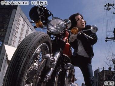 新宿地下街でカーチェイス!日活/...