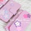 レザーで作る携帯カバー♡の画像