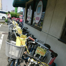 自転車♪自転車♪