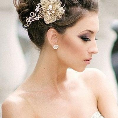 ヘアアクセは花嫁の特権と思って探すべし!の記事に添付されている画像