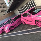 ピンクのCH-R 2号機は、、、の記事より