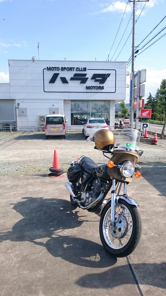 モータース ハラダ キャンプツーリング目的で買ってみたいバイク10車種を特集!【第一弾】