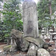 月照寺の大亀