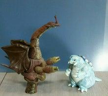 伝説2大怪獣