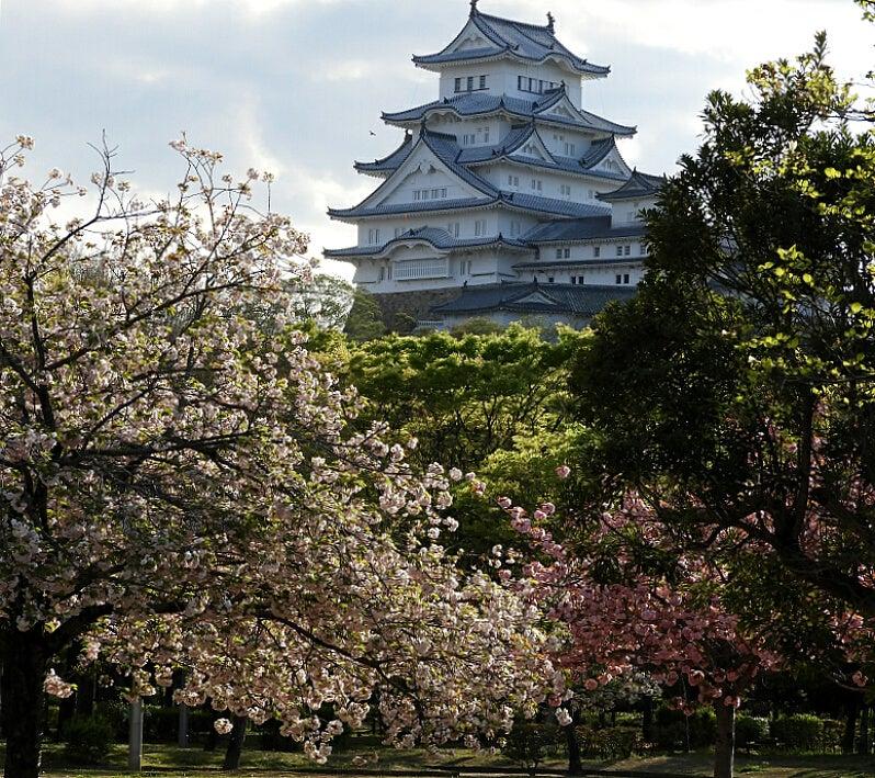 姫路城 の 歴史