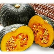 かぼちゃの栄養と効果…