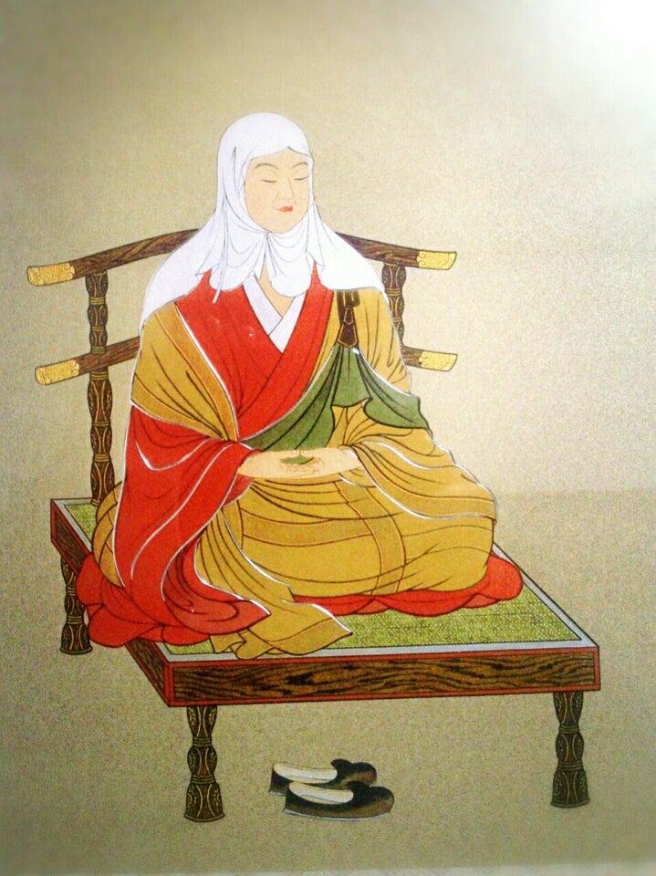 花咲く祈りの寺☆清瀧寺伝教大師最澄上人