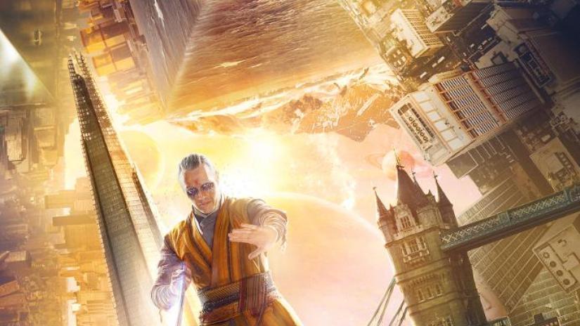 驚愕の映像美「ドクター・ストレンジ」 魔法の力でビルや街をねじ曲げる、ねじ曲げる、ねじ曲げる!!