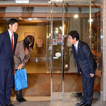 【日本ハム入団までのドキュメント④12/11/26】栗山監督と再交渉!の記事に添付されている画像
