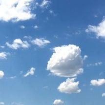 つぶやきみたいな雲
