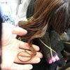 Sachikaの腐った髪に『エアウェーブ』をかけました。その2の画像