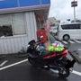 pcxで名古屋から九…