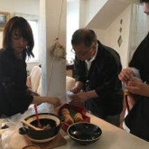 飾り巻き寿司を作りま…
