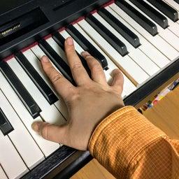 画像 【ピアノ】雪の降る街で細幅鍵盤ピアノ の記事より 3つ目