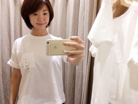オーガニックコットンワイドTシャツ