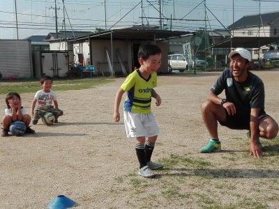 つくば幼稚園児サッカー教室