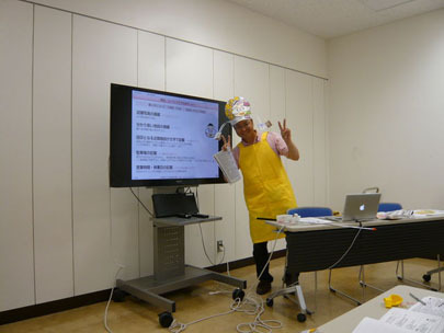 ホームランチラシ作成セミナー新潟の講師