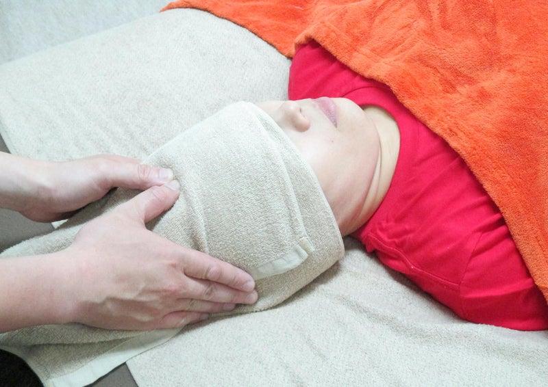 片頭痛(緊張型)アイヘッドセラピー&耳もみコース4