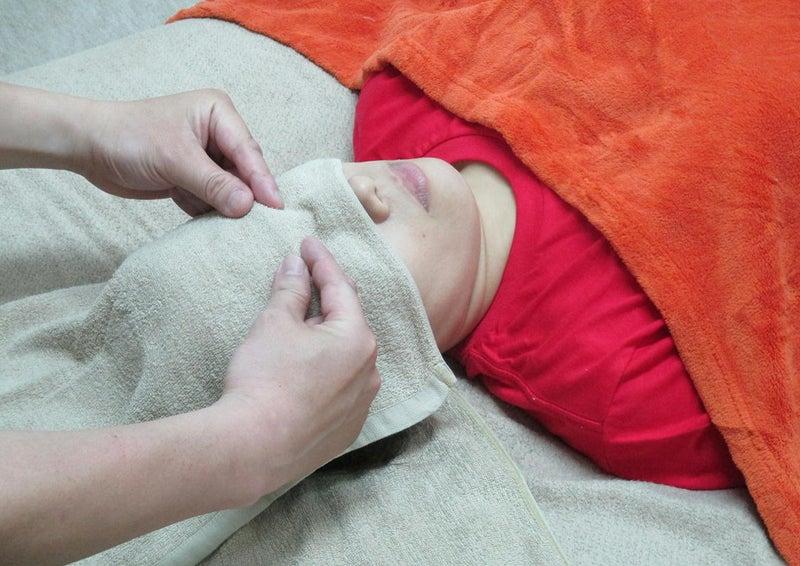 片頭痛(緊張型)アイヘッドセラピー&耳もみコース3
