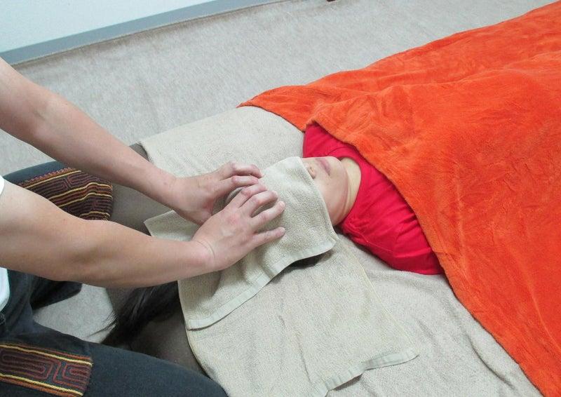 片頭痛(緊張型)アイヘッドセラピー&耳もみコース2