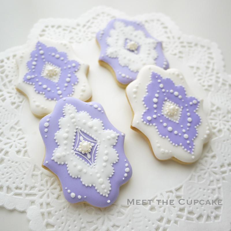 アイシングクッキー モロッカン モロッコ アジアン