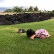 ハワイ島にウルルがあ…
