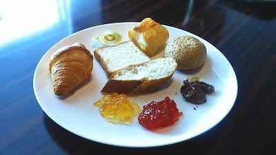 三井ガーデンホテルプレミアの朝食