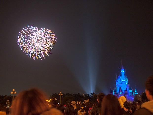 パートナー像から見るランドの花火