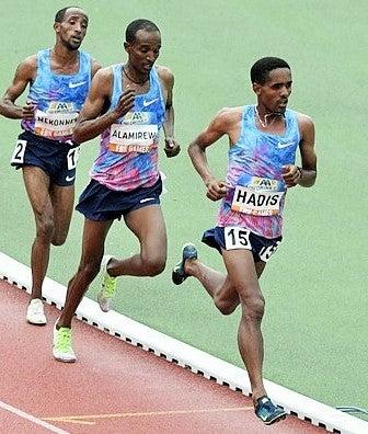 2017ヘンゲロWC 10000m 結果 | ...