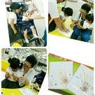 (開催レポ)天満屋 父の日の手形足形アート タンブラー フレーム作り 撮影会 kamekameの記事より