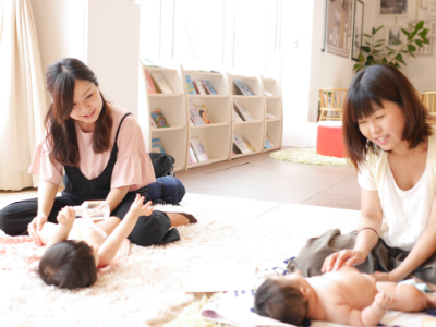 ベビーマッサージ 資格取得 宮崎 川南 日向 延岡 ママ起業