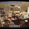 地下歩行空間にてHERBEE shopやってますの画像