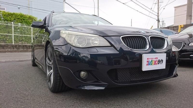 BMW E61 タイヤホイールセット装...