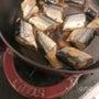 秋刀魚の生姜煮 スト…