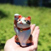 【猫グッズ】九谷焼の…