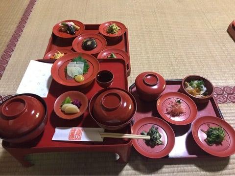 書写山圓教寺で本膳料理をいただ...