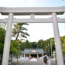 ☆福井県護国神社☆