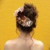 花嫁ヘアスタイル〜メッシーバンアレンジの画像